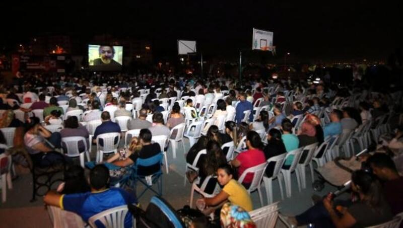 Çankaya'da 'Açık Hava Sinema Etkinlikleri'