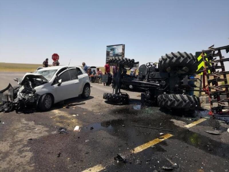Bayram ziyareti dönüşündeki kazada yaralanan Tuğçe kurtarılamadı