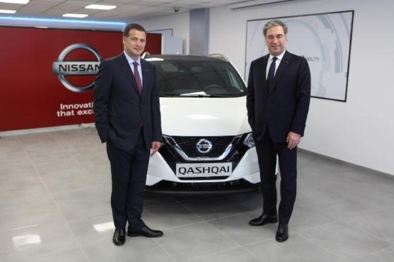 Nissan üst düzey yönetiminde iki yeni görev değişimi