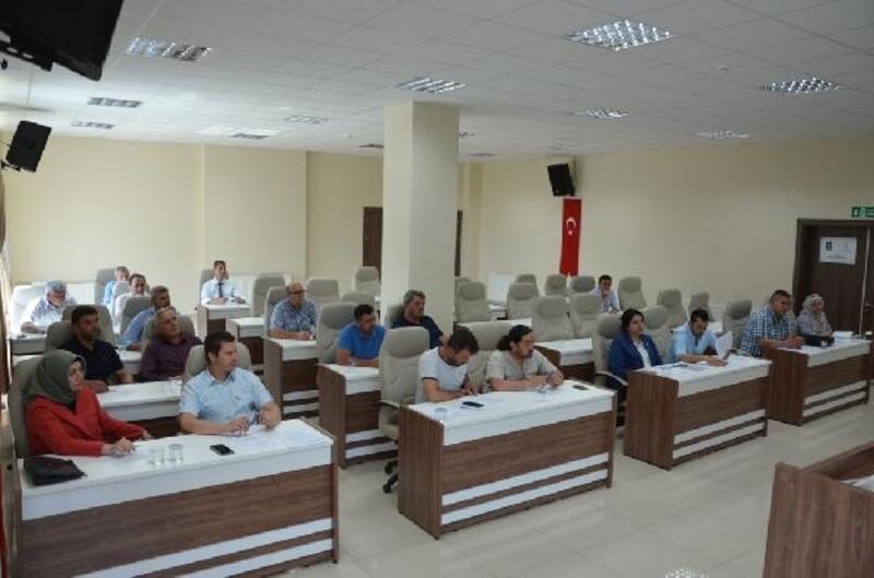 İznik Belediyesi Haziran ayı Meclis Toplantısı gerçekleşti