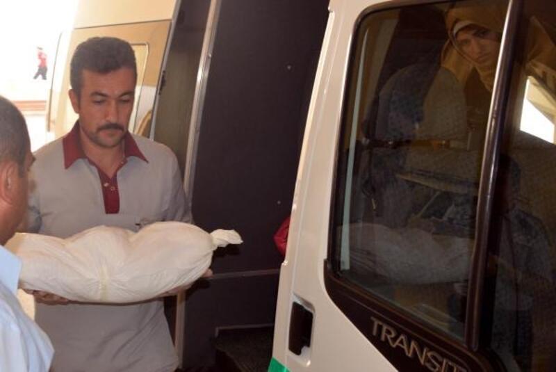 Türkiye'den tedavi olan Suriyeli Asinat yaşamını yitirdi