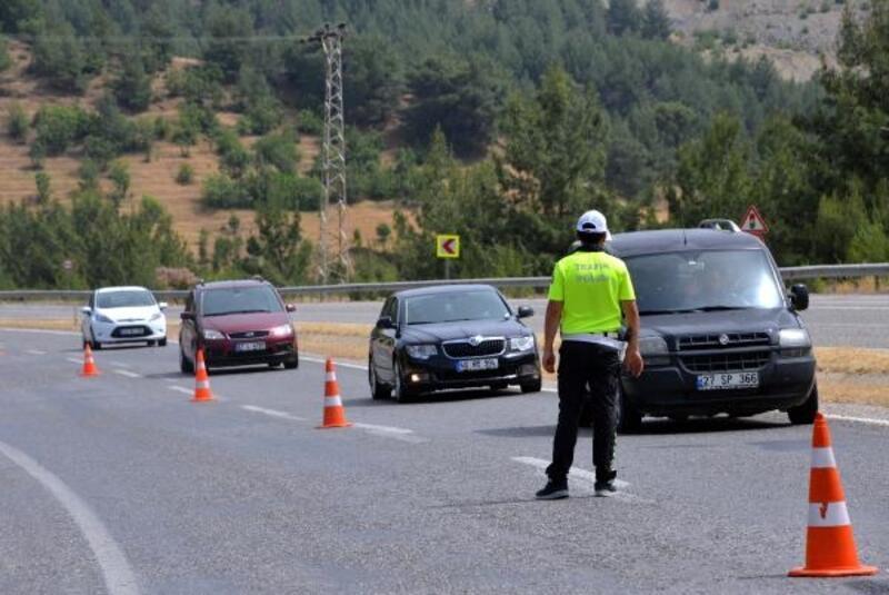 Kahramanmaraş'ta alınan tedbirler ile kaza sayısı düştü