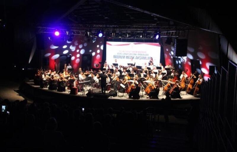 Bodrum'da Müzik Akşamları