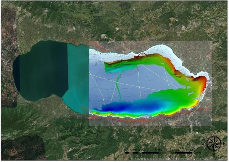 İznik Gölü'nde 2019 yılı araştırmaları sonlandı