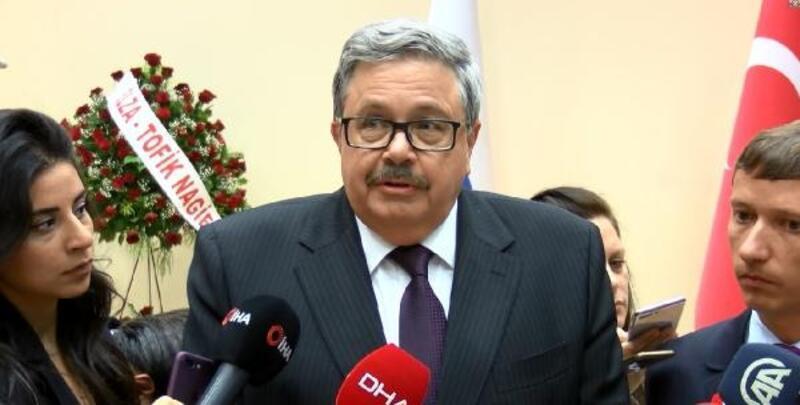 Rus Büyükelçi Erkhov: Rusya'nın S-400 pozisyonunda bir değişiklik yok