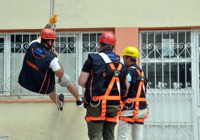 AFAD gönüllüsü öğretmenlere, arama kurtarma eğitimi