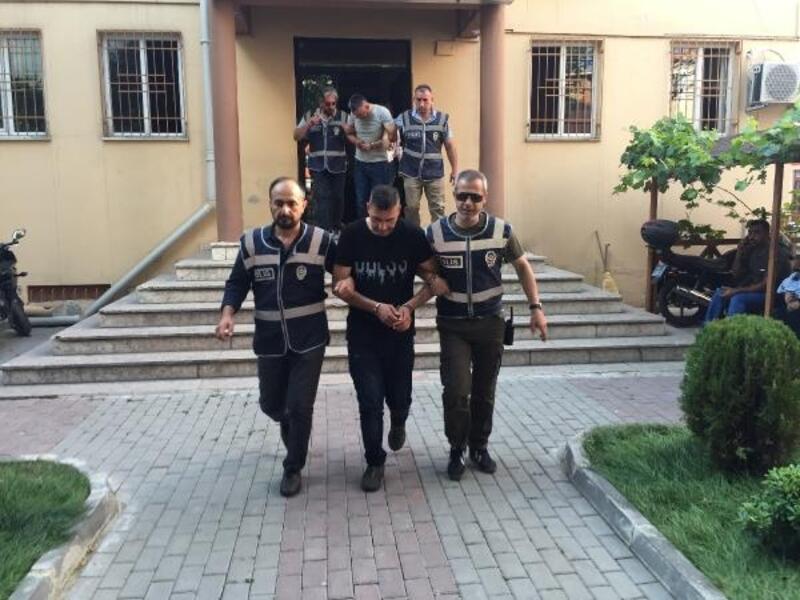 Cezaevi firarisi:Kaderde Bursa manzarasında uyurken yakalanmak da varmış