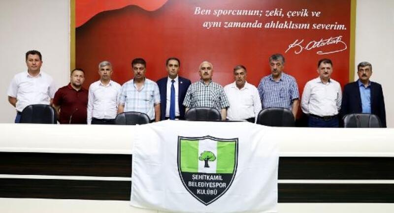 Şehitkamil Belediyespor'a yeni başkan