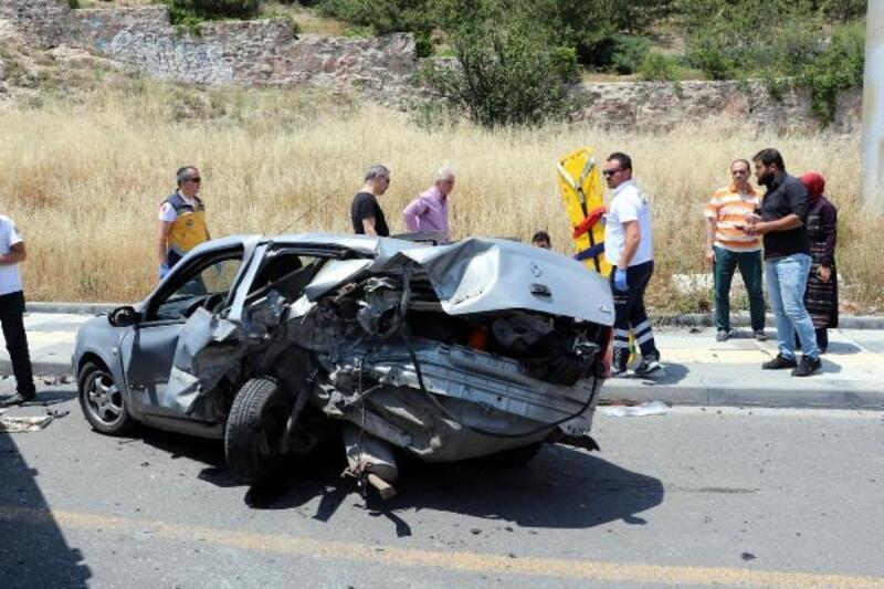 Ankara'da zincirleme kaza: 7 yaralı