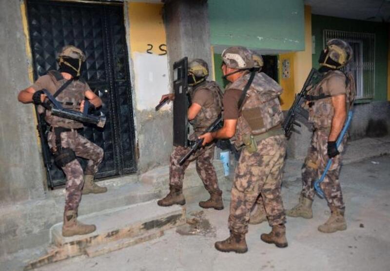 Adana merkezli 4 ilde PKK operasyonu: 35 gözaltı kararı