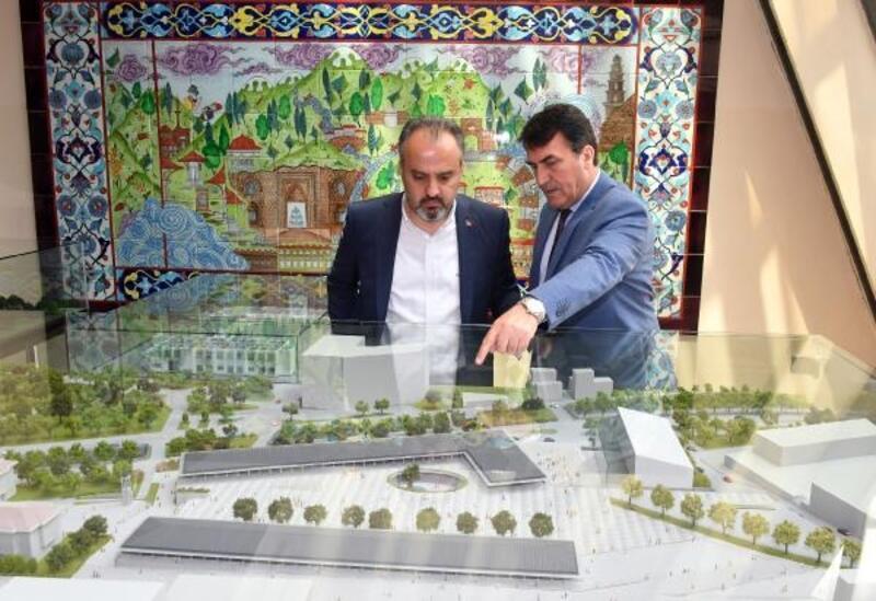 Başkan Aktaş'tan Dündar'a ziyaret