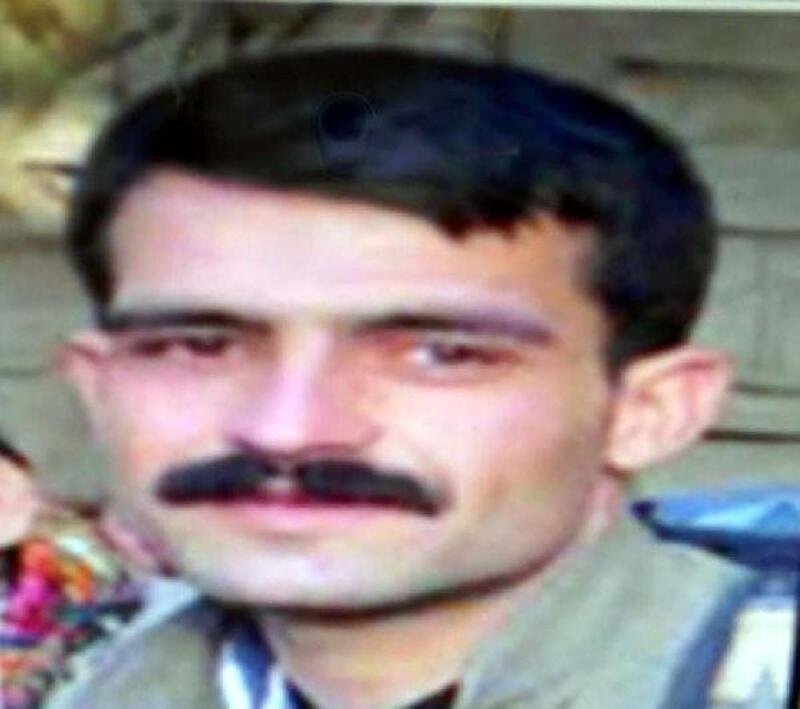 Bitlis'te etkisiz hale getirilen terörist, 'turuncu' kategoride aranıyormuş