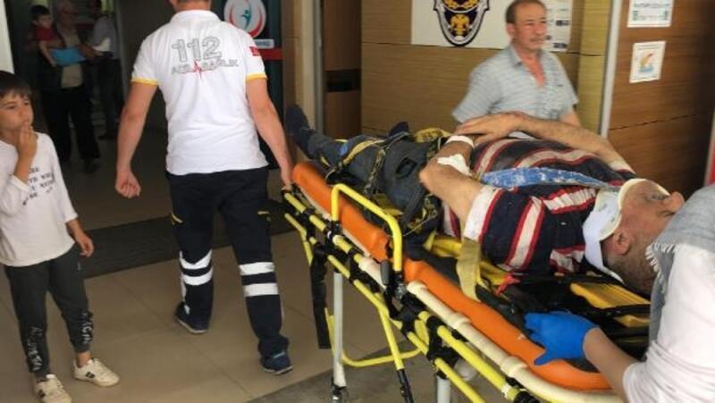 Eski belediye meclis üyesi, tamir sırasında asansör boşluğuna düştü