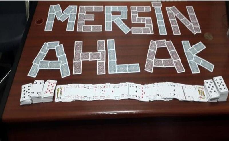 Kumar oynayan 90 kişiye 28 bin TL ceza