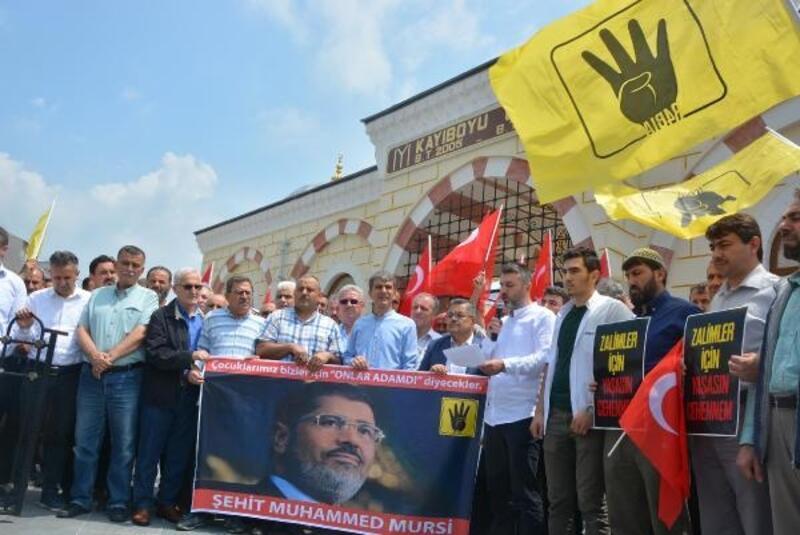 Eskişehir, Bilecik ve Kütahya'da Mursi için gıyabi cenaze namazı