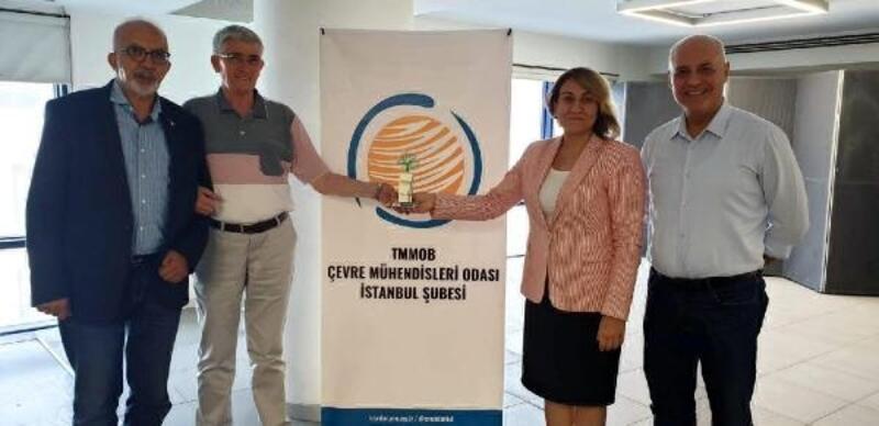 Trakya Platformu'na 'Ekolojik Yıkımla Mücadele' ödülü