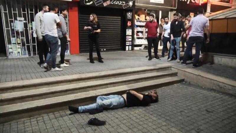 Gençlerin hesap kavgası: 2 yaralı, 4 gözaltı