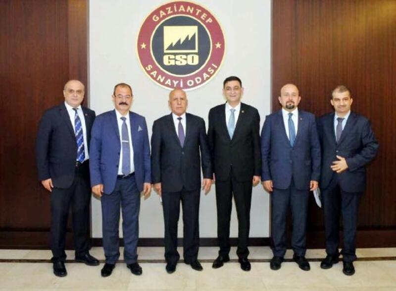 GSO'da, 'Tacikistan' toplantısı