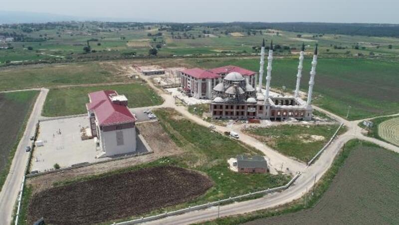 Bursa'da 'külliye' inşa ediliyor