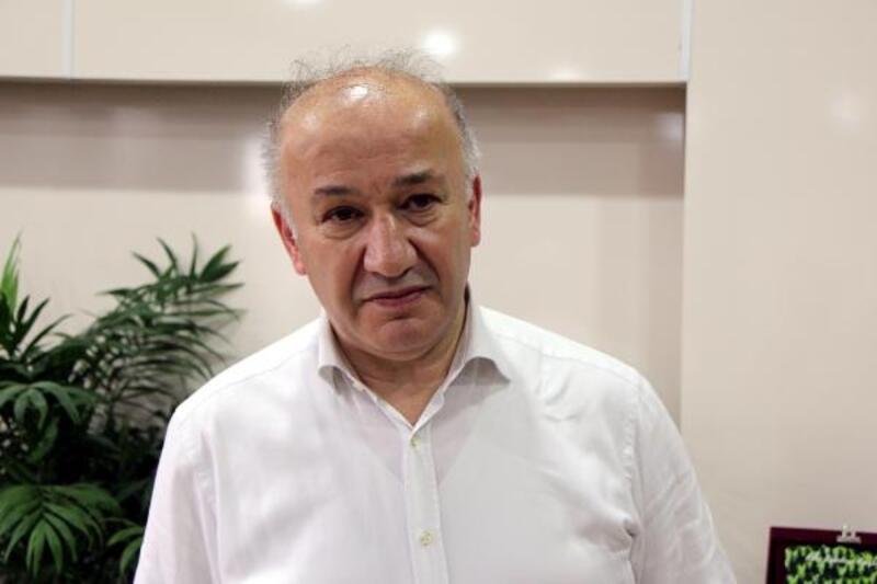 Boluspor'da yeniden başkanlık koltuğuna oturan Necip Çarıkcı'dan açıklamalar