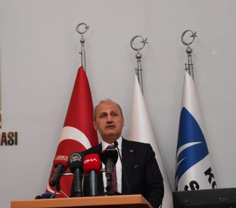 Bakan Mehmet Cahit Turhan'dan YHT müjdesi