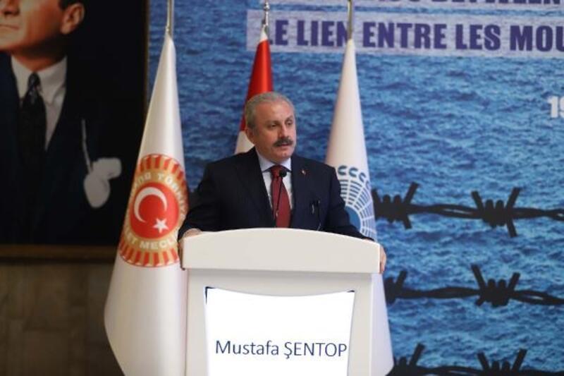 TBMM Başkanı Şentop: Nüfus hareketlerinin temelinde güvenlik sorunu var