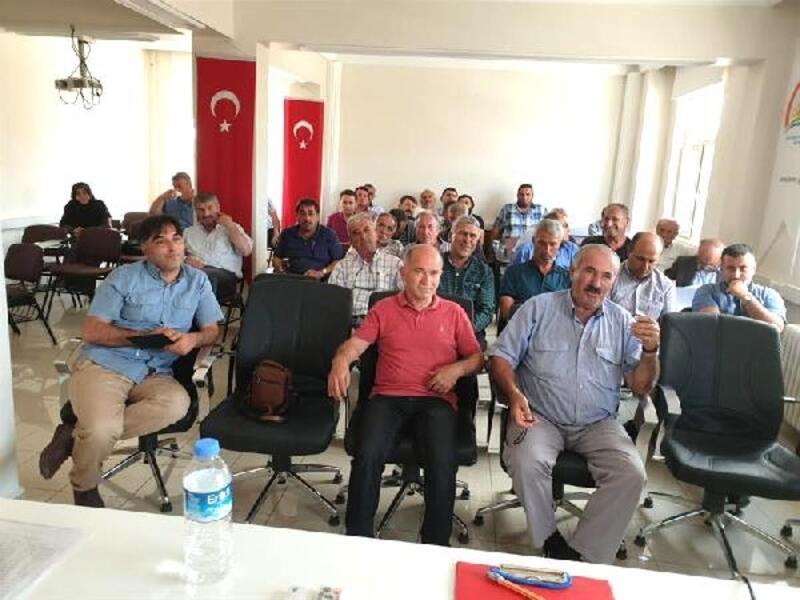 Tokat'ta Fidancılık Çalıştayı düzenlendi