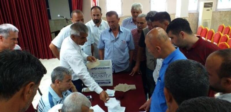 İslahiye'de muhtarlar derneği kongresi yapıldı