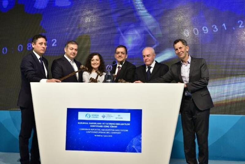 Borsa İstanbul'da kurumsal raporlama ve yatırımcı beklentileri konuşuldu