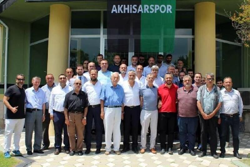 Akhisarspor'da Eryüksel yeniden başkan