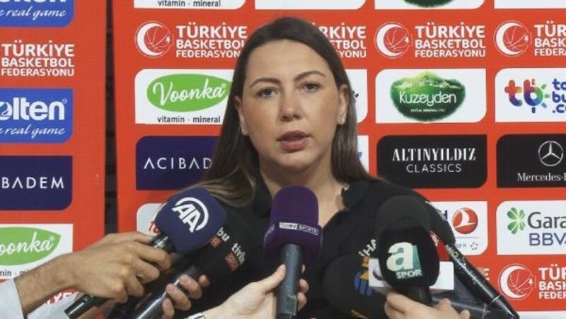 Yasemin Horasan: Avrupa Basketbol Şampiyonası çalışmaları verimli geçti
