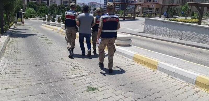 Kahramanmaraş'ta terörden aranan 2 kişi yakalandı