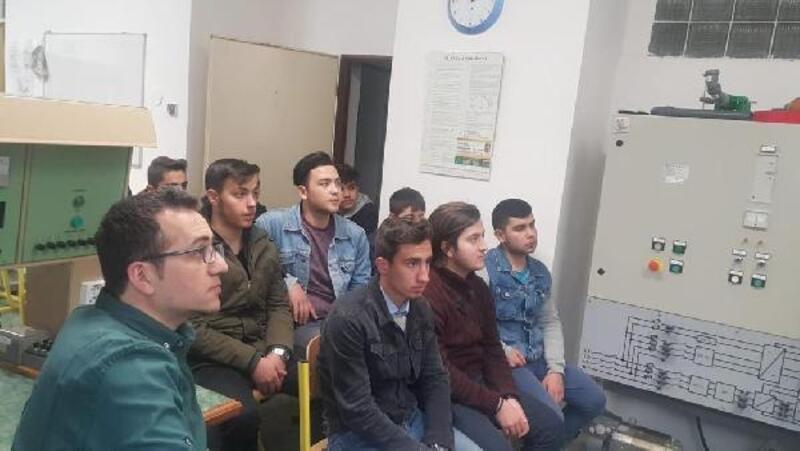 Andırın'dan, Çekya'ya eğitim gezisi