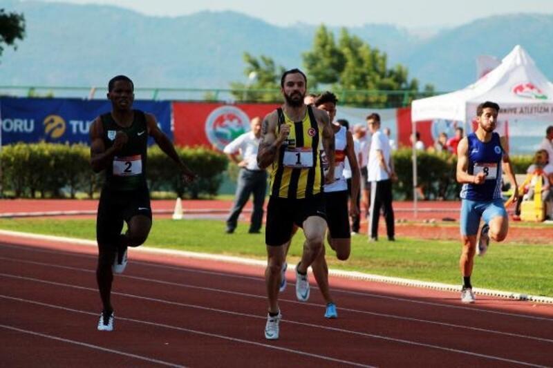 Atletizm Ligi'nin heyecanı Bursa'da yaşandı