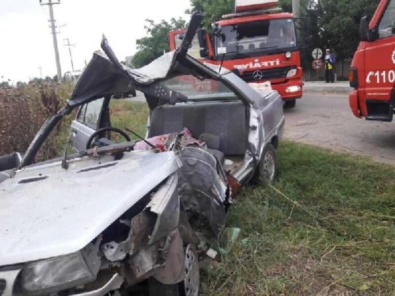 Kırklareli'de kaza: 2 yaralı
