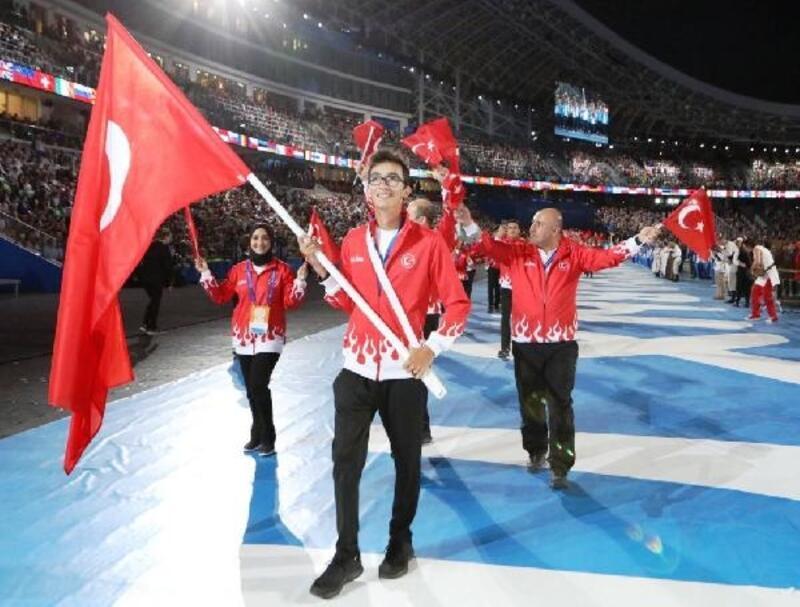Minsk 2019 Avrupa Oyunları Açılış Töreniyle Başladı