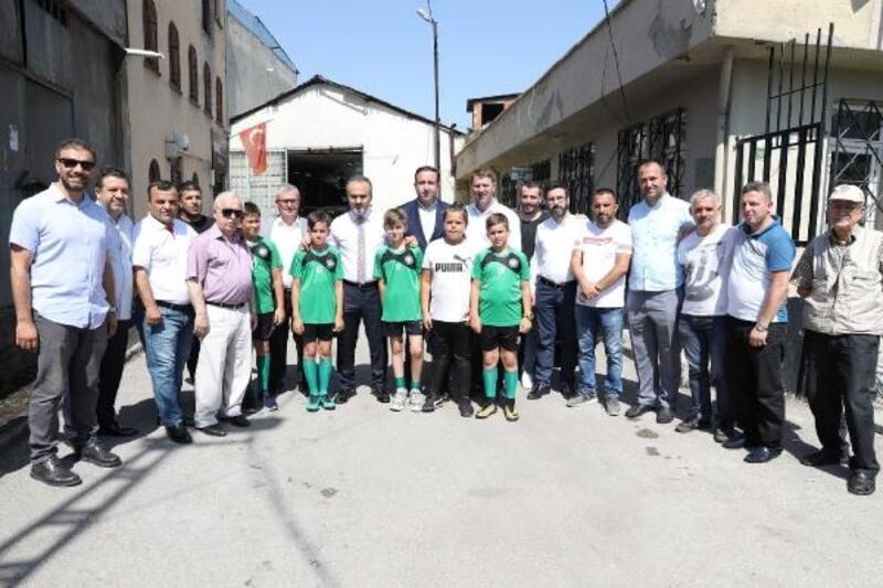 Namık Kemal Spor'a modern tesis