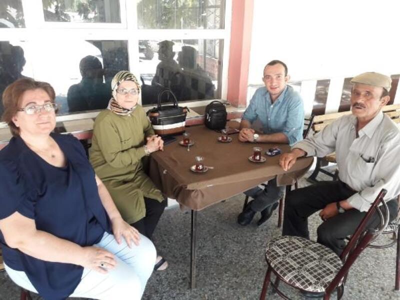 Karacabey Belediyesi mobil ekibinden ihtiyaç sahiplerine ziyaret