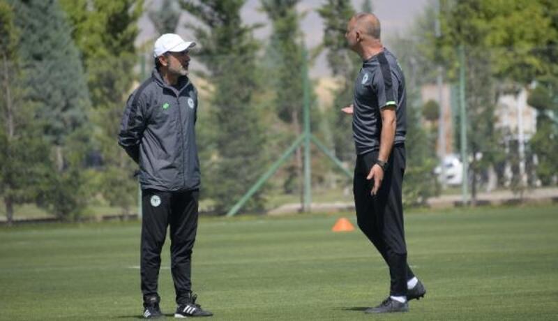 Konyaspor, yeni sezon hazırlıklarının ilk etabını tamamladı