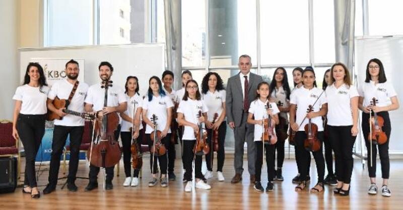 Konyaaltı Belediyesi'nden Oda Orkestrası