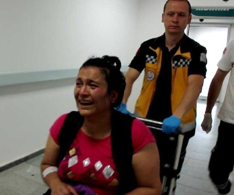 Can balkonda düşüp yaralandı, annesi 'Benim yüzümden oldu' diye ağladı