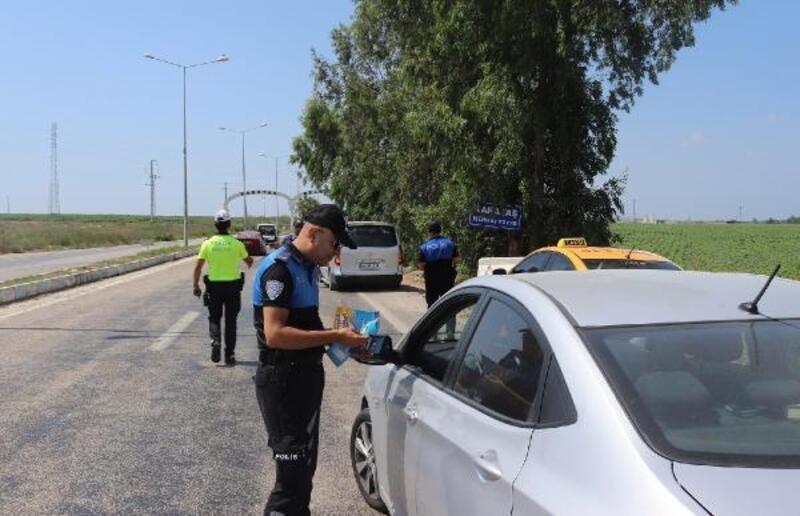 Adana polisinden tatilcilere 'dolandırıcılık' uyarısı