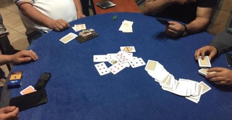 Çankırı'da kumar oynatılan kahve mühürlendi