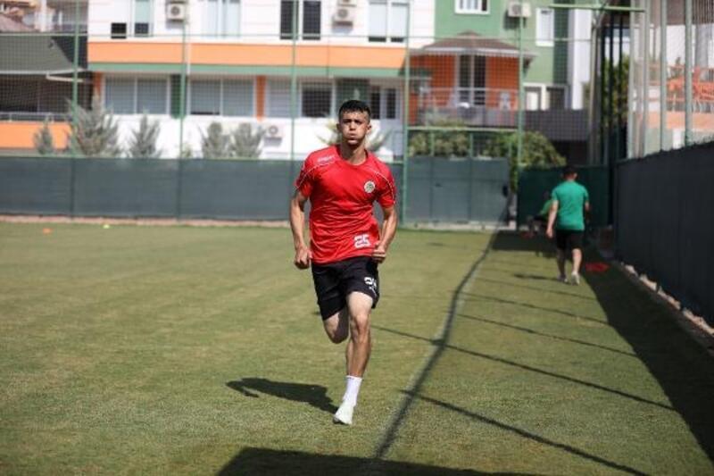 Alanyaspor'da yeni sezon hazırlıkları sürüyor