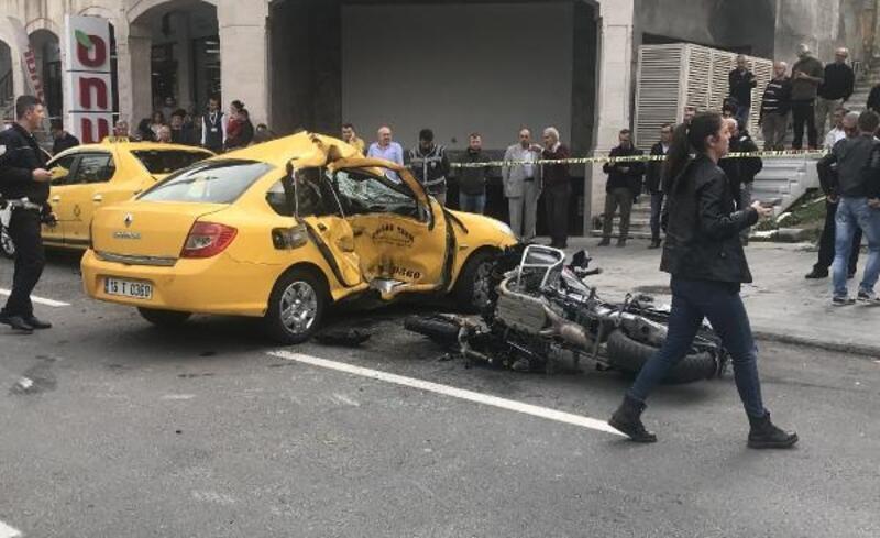 Yunus polisinin şehit olduğu kazada 'aslı kusurlu' çıkan taksiciye tahliye yok