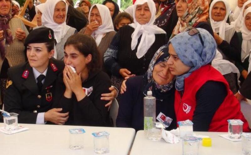 Şehit Uzman Onbaşı, Burdur'da toprağa verildi