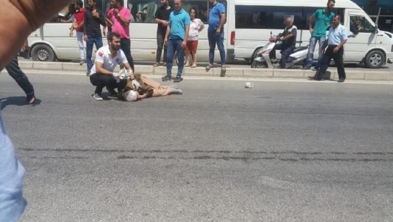 Hatay'da otomobilin çarptığı yaya öldü
