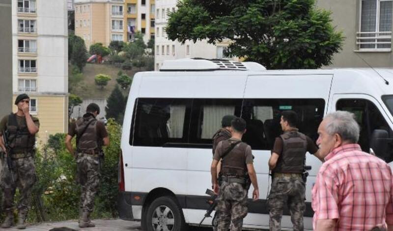 Başakşehir'de eski uzman çavuş intihar etti
