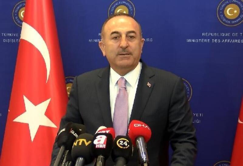 Çavuşoğlu: AB'nin bize yönelik attığı adımın faydası olmaz