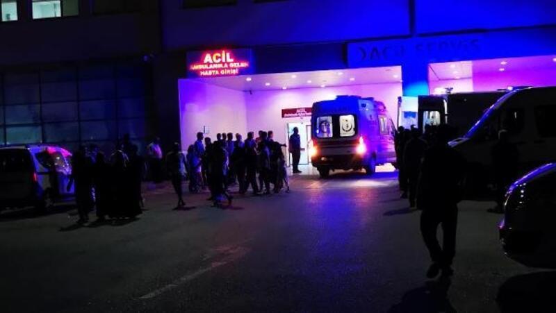 Malatya'da hastanede bıçaklı kavga: 2 yaralı